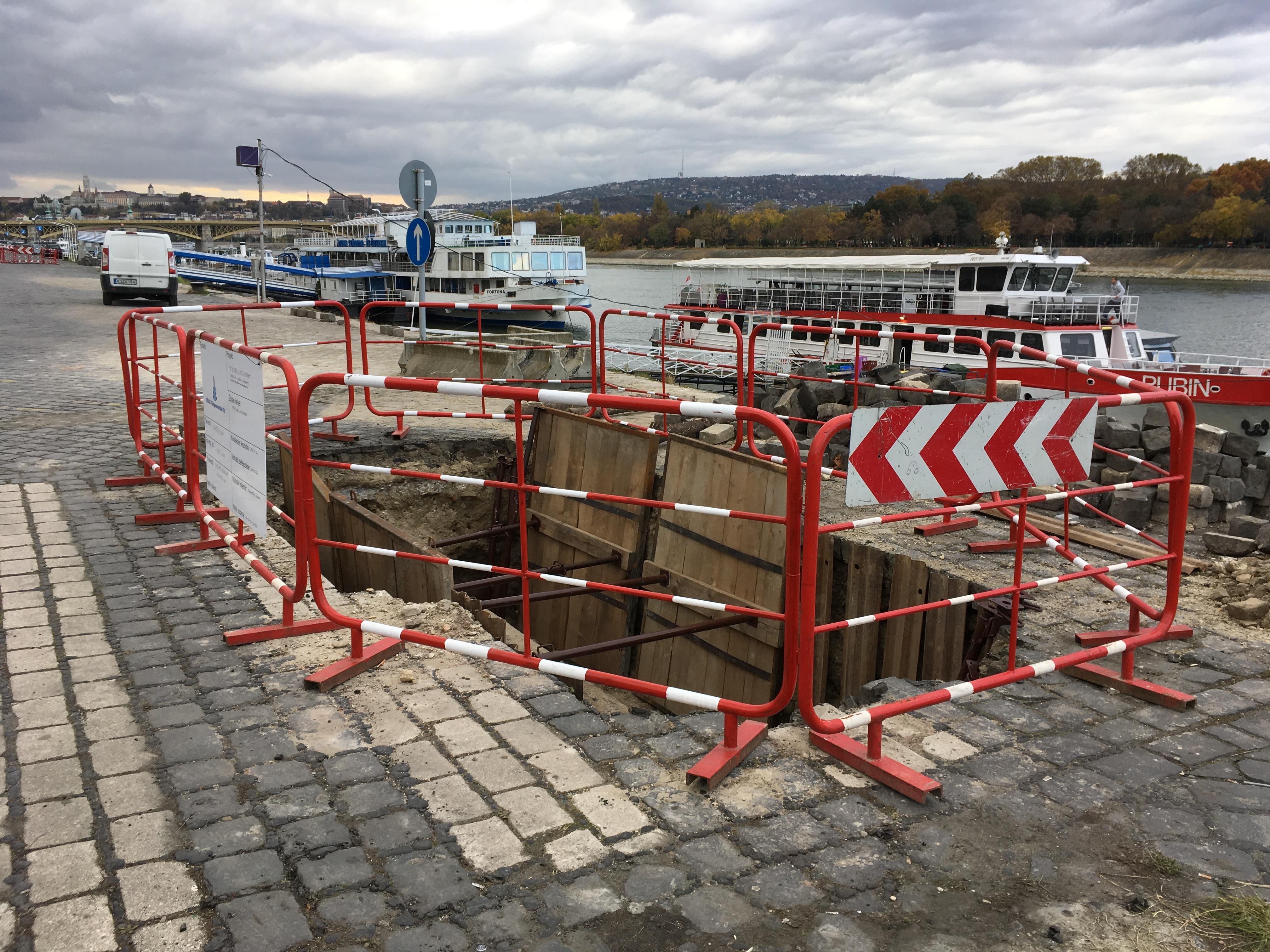 6-báros gázvezeték rekonstrukció csőbéleléses technológiával (SADE Magyarország Kft.)